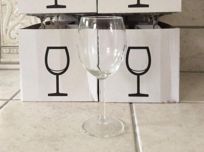 5483 Gläserset Rot/Weiss/Cüpli