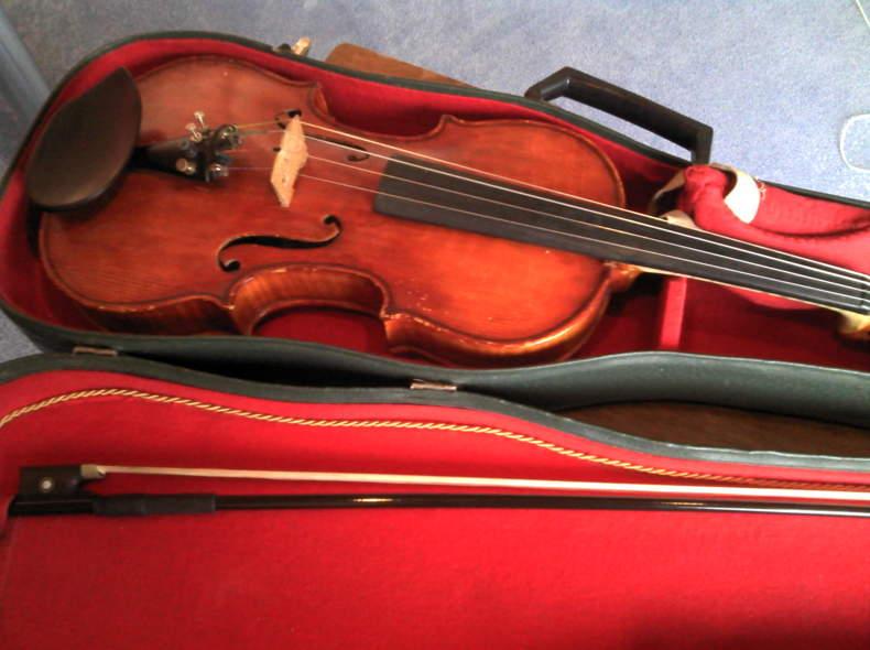 562 Profi 4/4 Geige