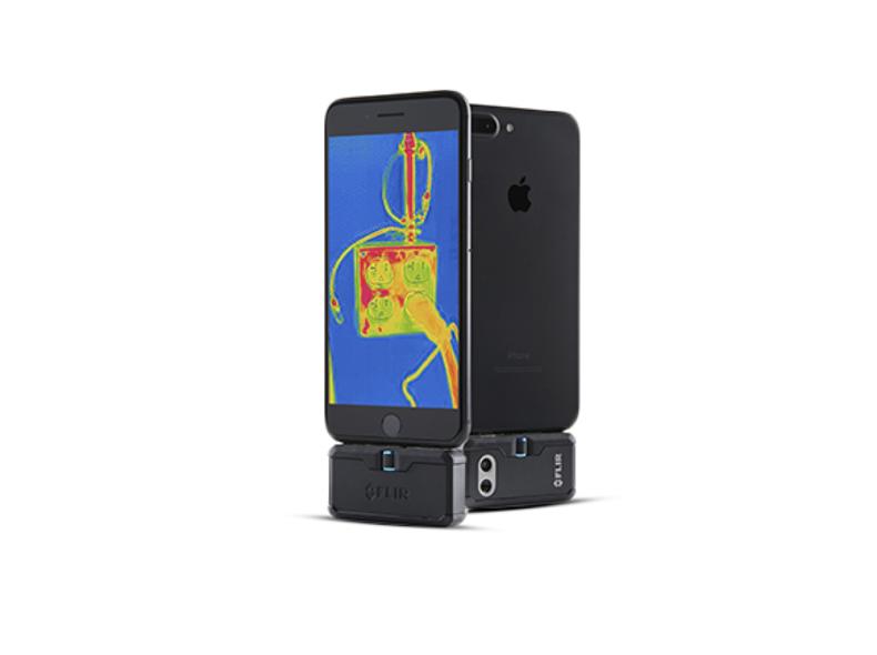 8741 Flir ONE Pro Wärmebildkamera iOS