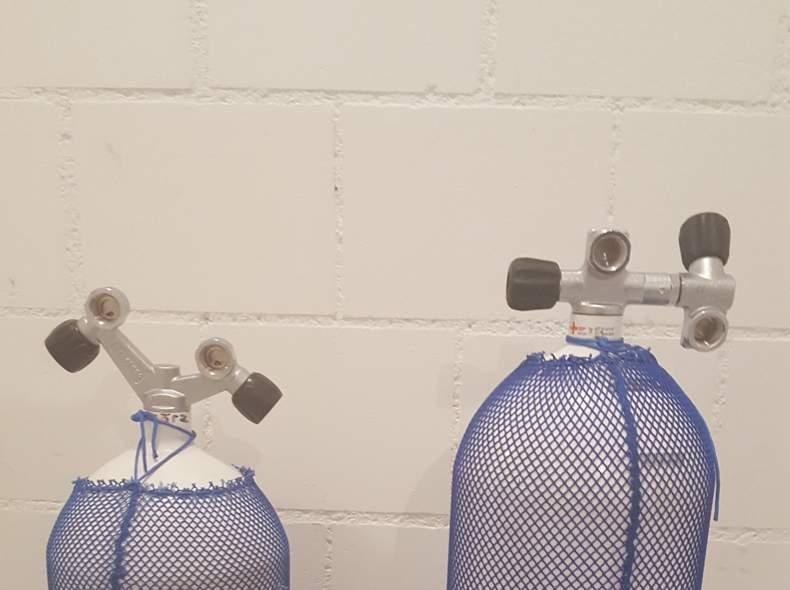 11219 Tauchflasche 15l Pressluft