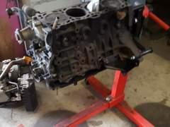 11649 Motorständer