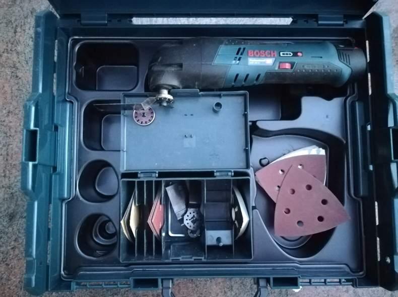 11897 Bosch Multitool
