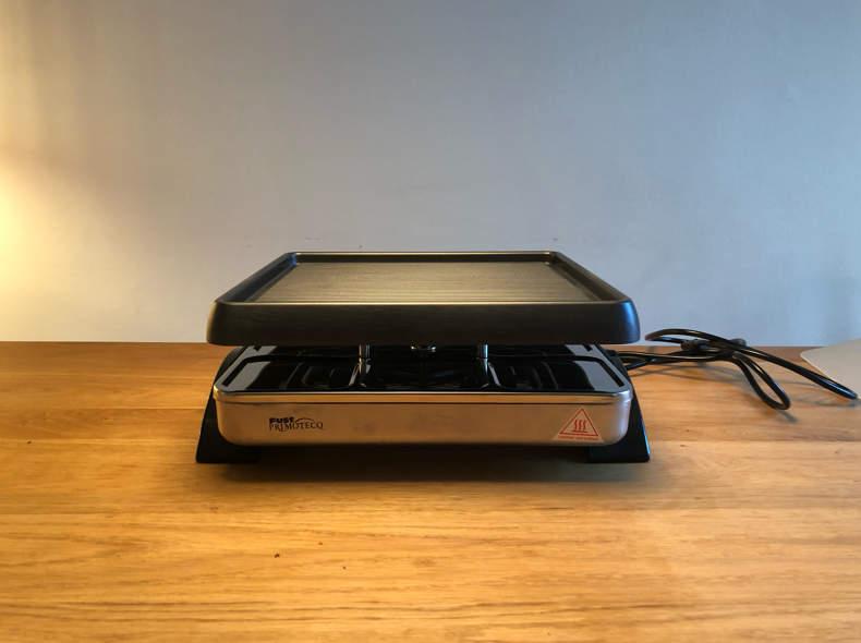 13146 Raclette für 8 Personen