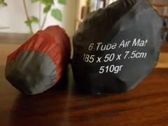 13160 Isomatte + Kissen für's Zelten