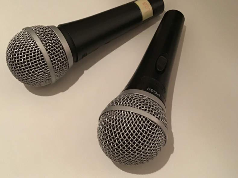 13177 Shure PG58 Mikrofone