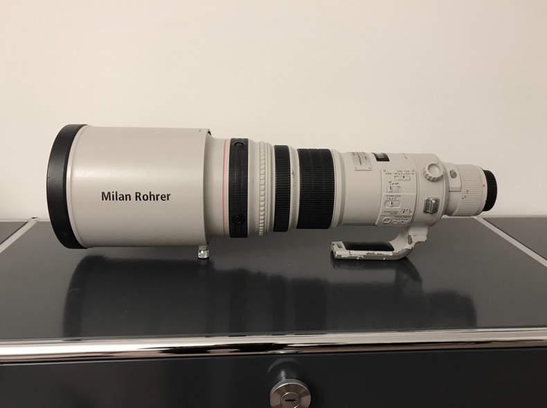 13270 Canon 500mm Objektiv
