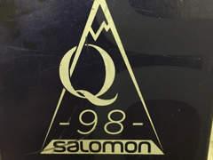 13384 Telemark Ski Salomon Quest188cm
