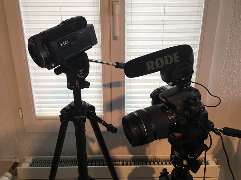 13430 Video - Film - Foto - Ausrüstung