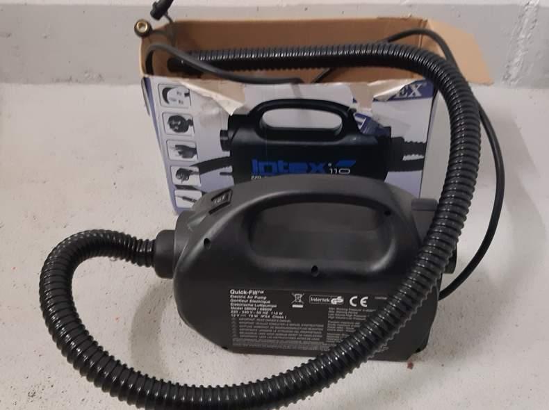 13484 elektrische Luftpumpe