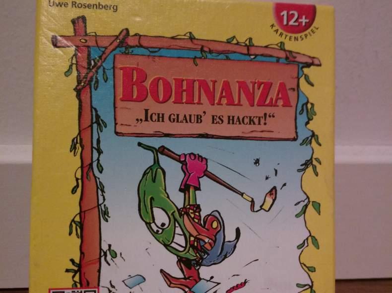 13793 Bohnanza Kartenspiel