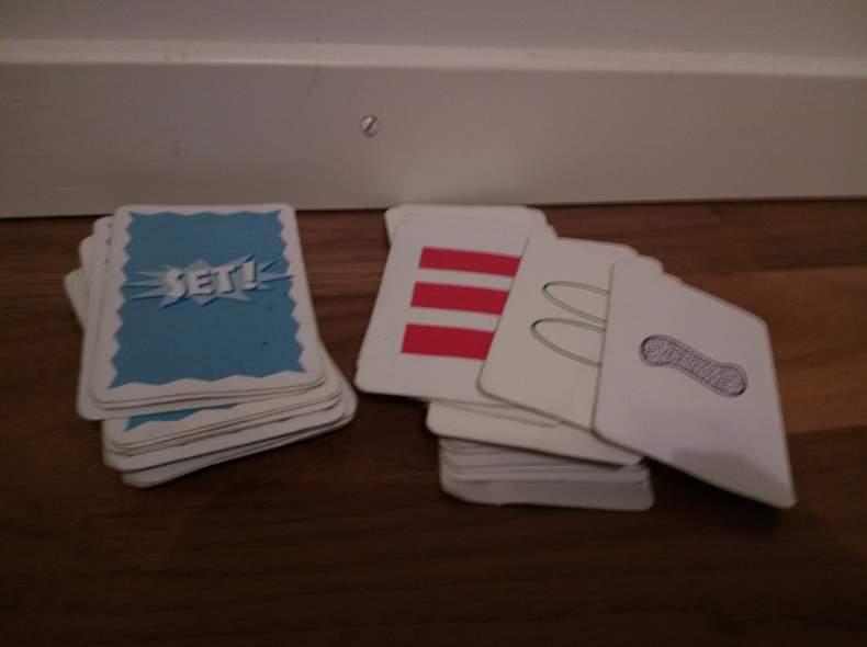 13795 Set! Kartenspiel