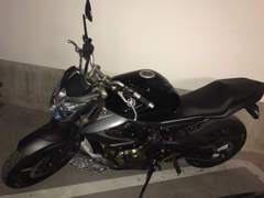5726 Yamaha XJ6 Naked bike mit ABS