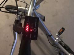 5727 Klappbares E-Bike
