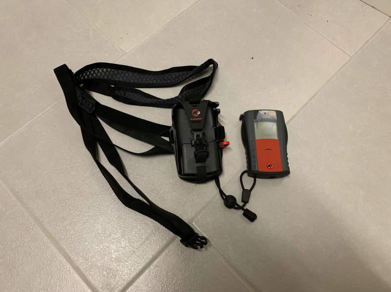 14472 LVS Schaufel & Sonde - Safety Set