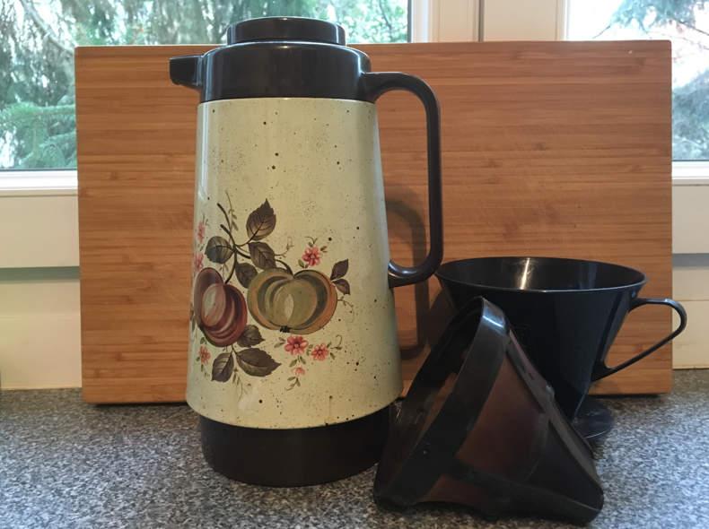 14477 Thermoskanne für Filterkaffe