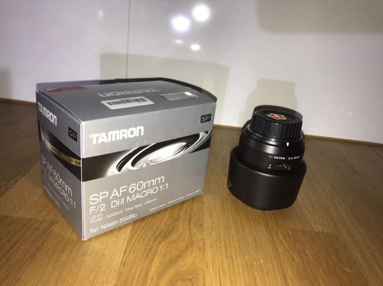 5742 Makro Objektiv für Nikon 60mm f/2