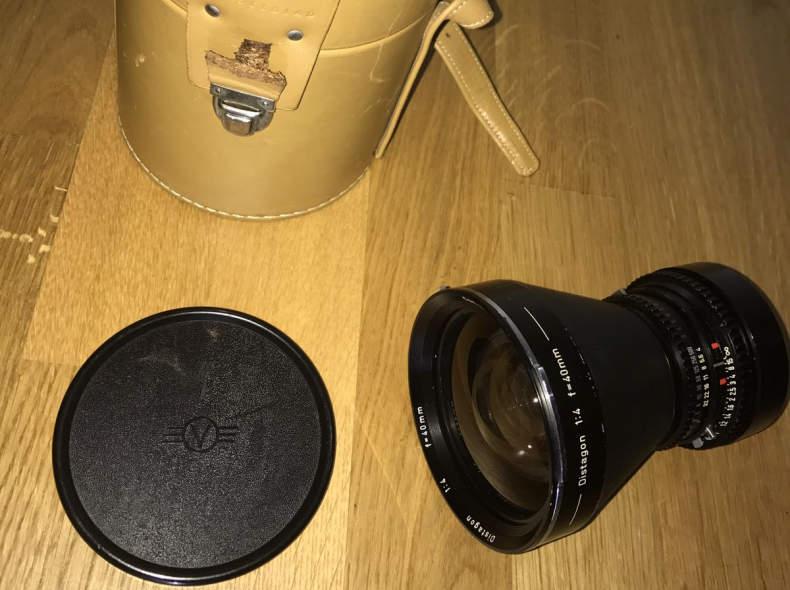 5749 Hasselblad Objektiv Distagon 40mm