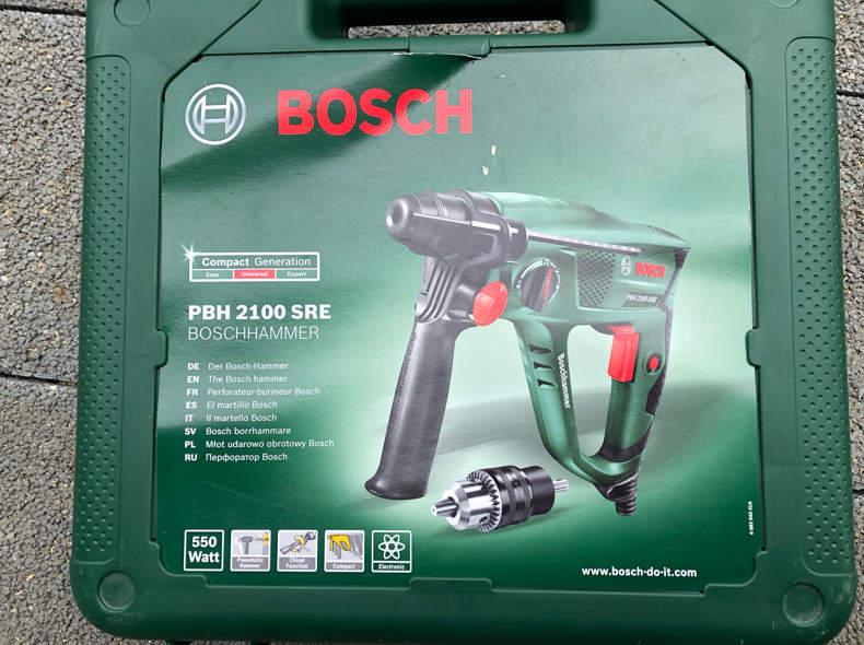 15159 Bosch Bohrhammer
