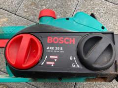 15163 Elektrokettensäge Bosch