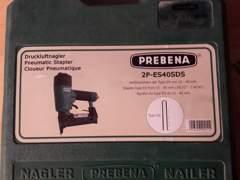 15176 Prebena Druckluftnagler
