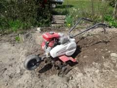 15266 Honda Bodenfräse