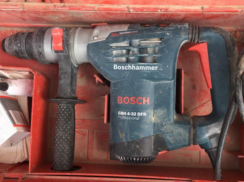 15341 Bohrhammer / Meisselhammer/ Spitzha