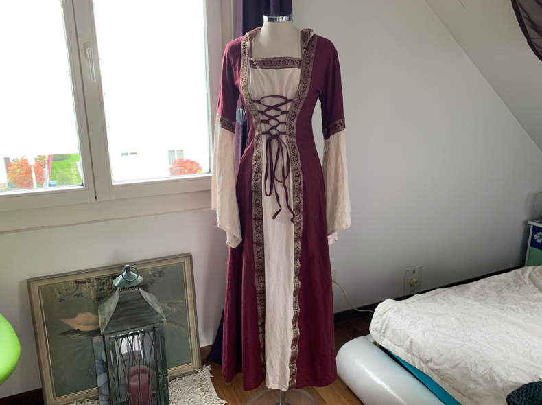 15357 Mittelalterkleid