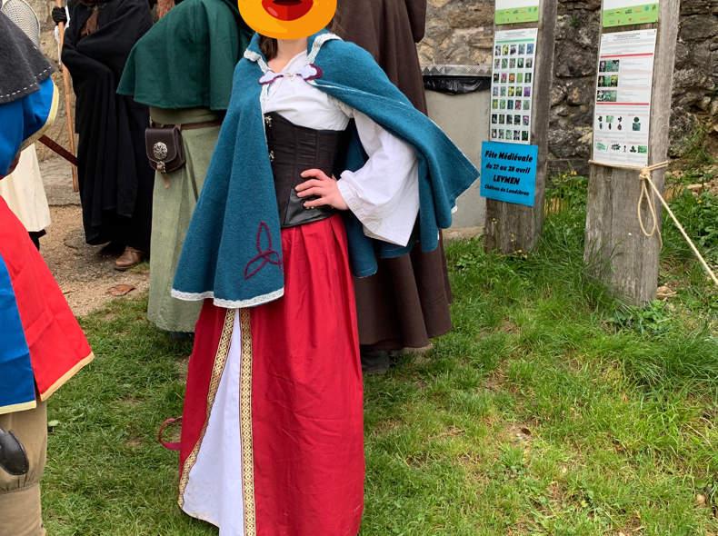 15359 Mittelalterkleider