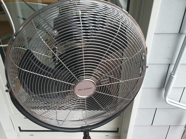 15434 Ventilator