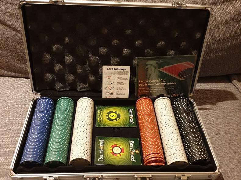 15437 Poker Set