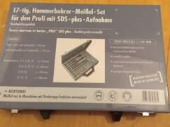 15588 SDS Meissel und Bohrer-Set