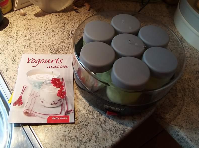 15637 Yoghurtmaschine