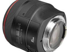 5763 Canon EF 85mm f1.2L II USM