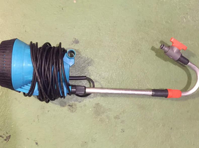 15931 elektrische Tauchpumpe