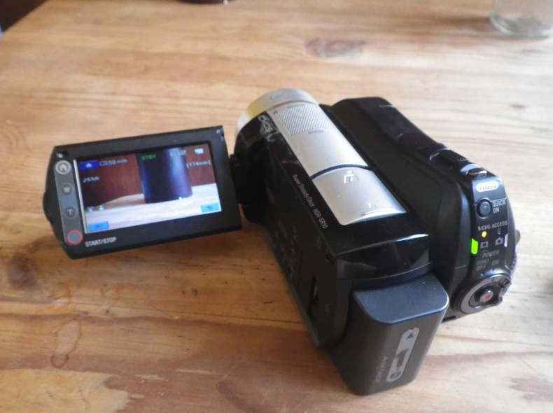 5767 Sony Full HD Handy Cam 40GB