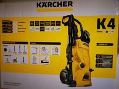 14813 Hochdruckreiniger Kärcher K4 + Home