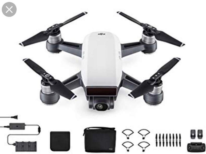 15955 DJI Spark Fly More Combo