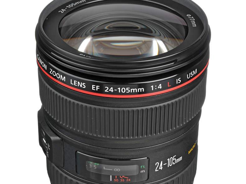 16116 Canon 24-105 f 4.0 Objektiv