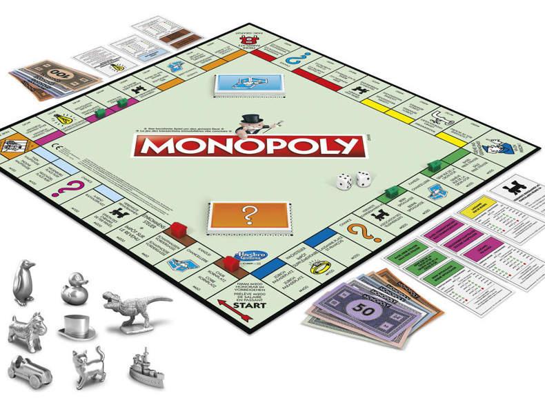 "16119 Monopoly ""Schweiz"" Edition"