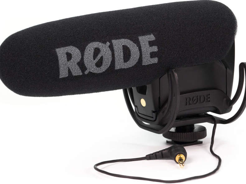 16154 RØDE Videomic Pro R