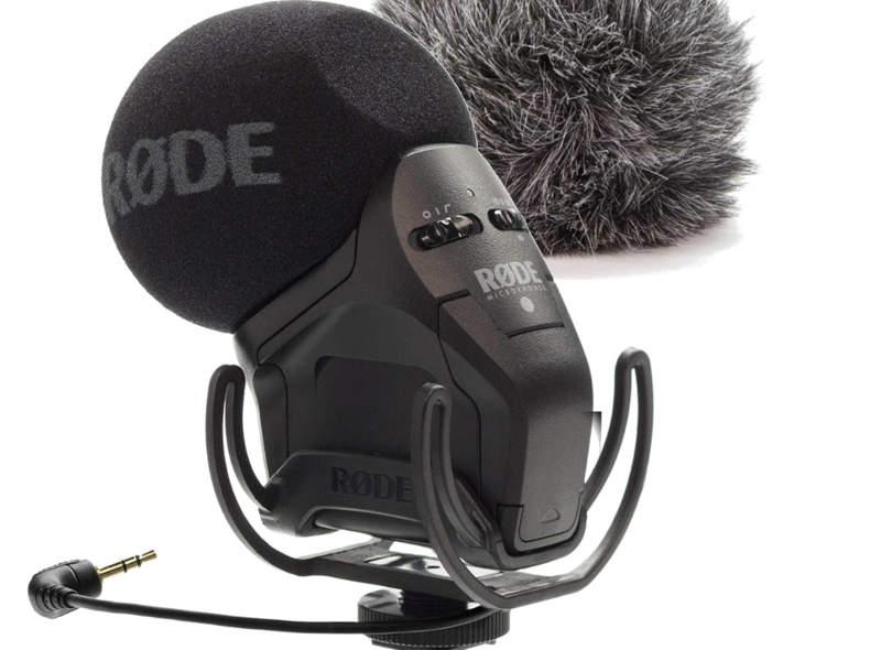 16161 RØDE Stereo VideoMic Pro R