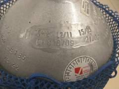 16218 12lt Tauchflasche, Stahl