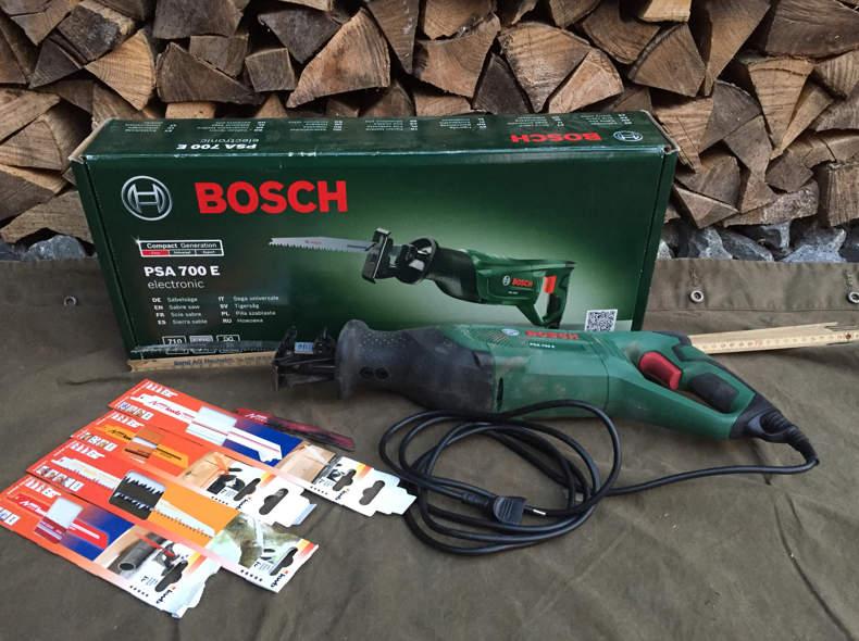 16553 Säbelsäge Bosch elektrisch