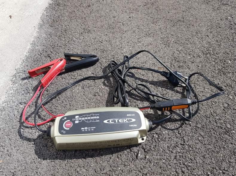 16662 Autoladegerät CTEK