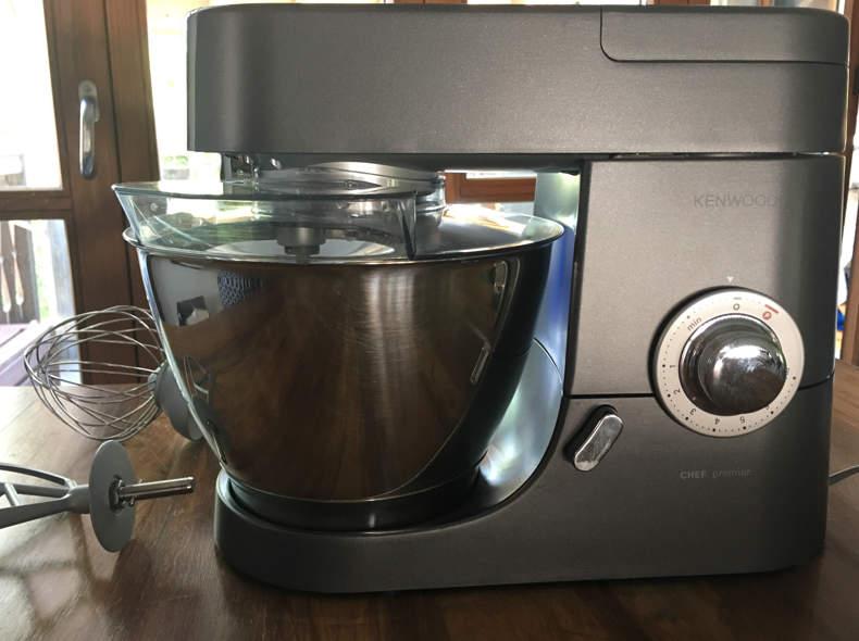 16697 Küchenmaschine / Teigmaschine