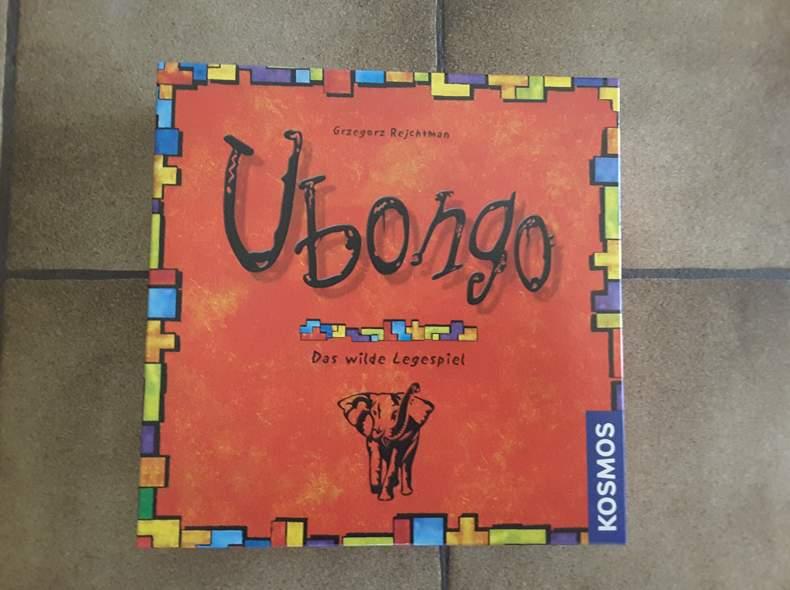16718 Spiel Ubongo