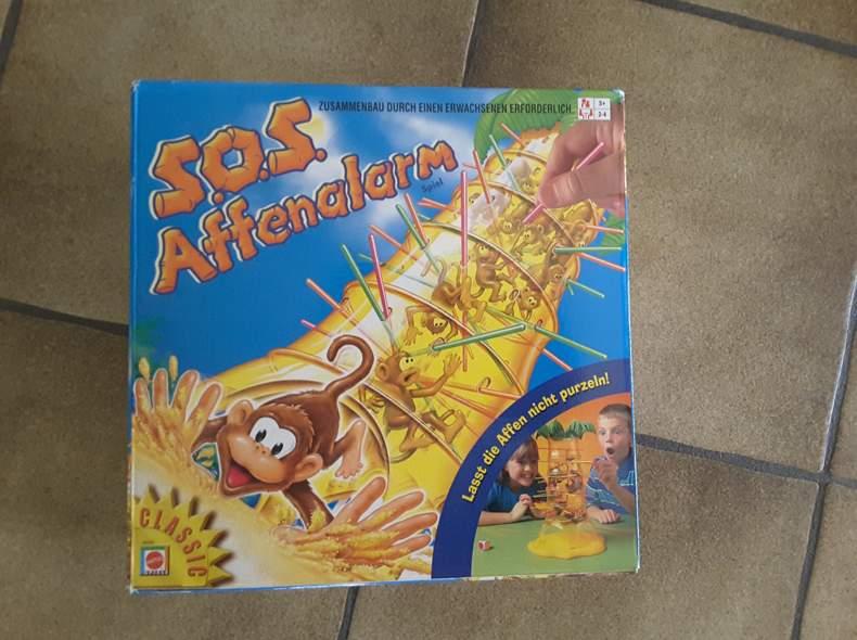 16719 Spiel SOS Affenalarm
