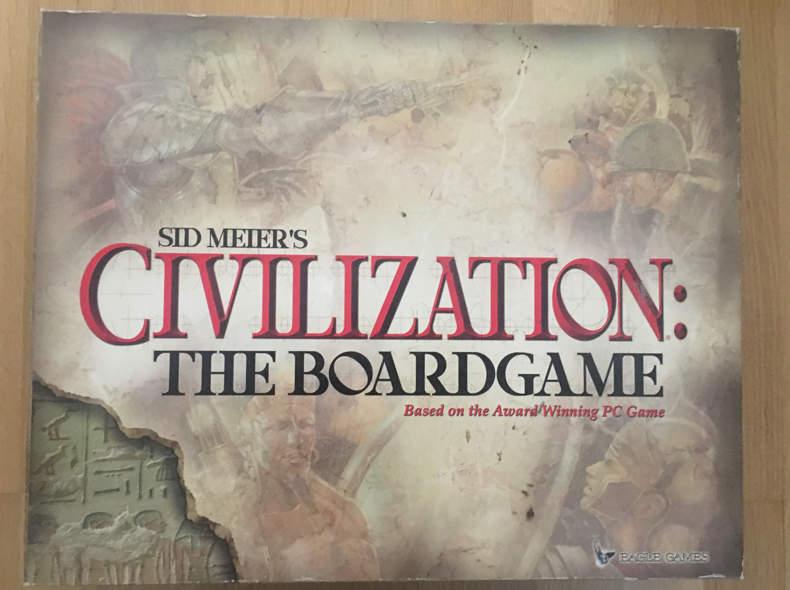16757 Brettspiel Civilization
