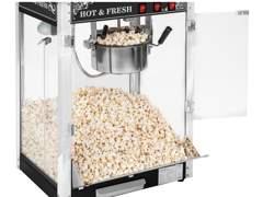 16770 Popcornmaschine mit Wagen