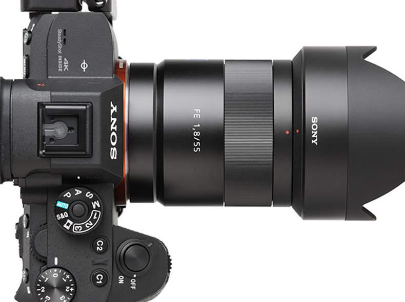 16813 SONY FE 55mm | F1.8 Zeiss